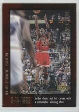 1999-00 Upper Deck Career Box Set Base #59 Michael Jordan Chicago Bulls Card