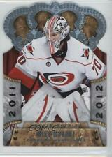 2011-12 Panini Rookie Anthology Crown Royale Royalty 195 Mike Murphy Hockey Card
