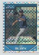 2007 Bowman Chrome Prospects X-Fractor #BC194 Cole Gillespie Milwaukee Brewers