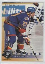 1997-98 Donruss #223 Jamal Mayers St. Louis Blues RC Rookie Hockey Card