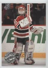 1991-92 Pro Set Platinum #68 Chris Terreri New Jersey Devils Hockey Card