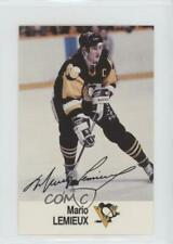 1988-89 ESSO NHL All-Star Collection MALE Mario Lemieux Pittsburgh Penguins Card