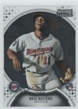 2011 Bowman Sterling #23 Ben Revere Minnesota Twins RC Rookie Baseball Card