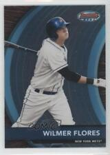 2012 Bowman Bowman's Best Prospects #BBP16 Wilmer Flores New York Mets Card