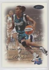2000 Skybox Dominion WNBA #20 Dawn Staley Charlotte Sting (WNBA) Basketball Card