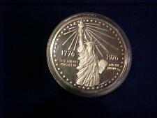 1974 The National Bicentennial Silver Medal 1776-1976 Statue of Liberty PROOF