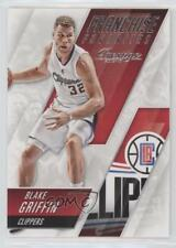 2015-16 Panini Prestige Franchise Favorites 3 Blake Griffin Los Angeles Clippers