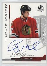 2006-07 SP Authentic #171 Dave Bolland Chicago Blackhawks RC Rookie Hockey Card