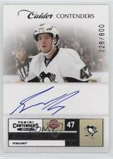 2011-12 Panini Playoff Contenders #221 Simon Despres Pittsburgh Penguins Auto RC
