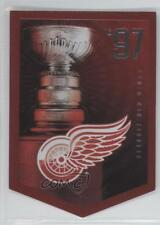 2012-13 Panini Molson Canadian Stanley Cup Collection #97 Detroit Red Wings Team