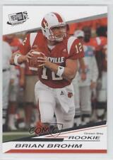 2008 Press Pass SE #9 Brian Brohm Louisville Cardinals Rookie Football Card