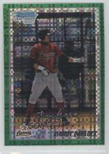 2010 Bowman Chrome Retail Prospects Green X-Fractor #BCP138 Jimmy Paredes Card