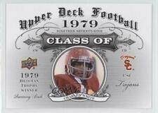 2011 Upper Deck Class Of #CO-4 Charles White USC Trojans Football Card