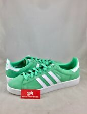 New adidas Originals CAMPUS Shoes Green Glow White BZ0076 Retro Sneakers 8-12 f1