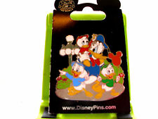 Disney * DONALD & NEPHEWS - STREETLAMP & EARS BALLOON * New on Card Trading Pin