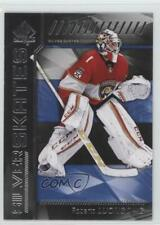2016-17 SP Authentic Silver Skates #SS-RL Roberto Luongo Florida Panthers Card