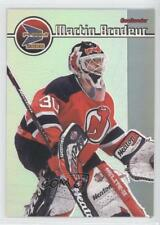 1999-00 Pacific Prism #SAMPLE Martin Brodeur New Jersey Devils Hockey Card