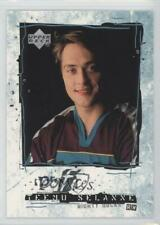 1998 Upper Deck Profiles P8 Teemu Selanne Anaheim Ducks (Mighty of Anaheim) Card