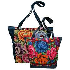 Recycled Huipil Shoulder Bag Handmade in Guatemala Fair Trade