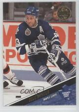 1993-94 Leaf #93 Doug Gilmour Toronto Maple Leafs Hockey Card