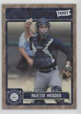 2011 Playoff Contenders Prospect Tickets Crystal Collection #RT24 Austin Hedges