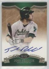 2012 Topps Tier One On the Rise Autograph Autographed #OR-JRE Josh Reddick Auto