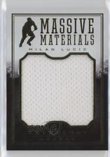 2015-16 Panini Anthology Massive Materials #MM-78 Milan Lucic Boston Bruins Card