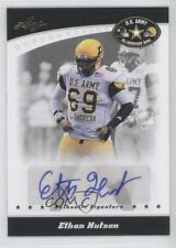 2011 Leaf US Army All-American Bowl #BA-EH1 Ethan Hutson Auto Football Card