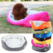 Cozy Pet Dog Cat Bed Puppy Cushion House Pet Soft Warm Kennel Dog Mat Blanket###