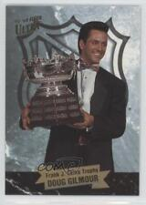 1993-94 Fleer Ultra Award Winners 3 Doug Gilmour Toronto Maple Leafs Hockey Card