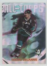 1999 O-Pee-Chee All-Topps #AT14 Teemu Selanne Anaheim Ducks (Mighty of Anaheim)