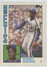 1984 Topps Traded #42T Dwight Gooden New York Mets RC Rookie Baseball Card