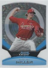 2011 Bowman Chrome Futures Future-Fractor #9 Shelby Miller St. Louis Cardinals