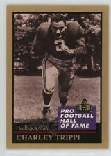 1991 Enor Pro Football Hall of Fame #140 Charley Trippi Card