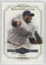 2012 Topps Museum Collection Blue #76 Michael Pineda New York Yankees Card