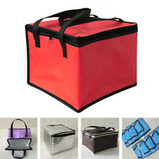 1 Pcs Foldable Cooler Bag Insulated Beach Bag Lunch Picnic Bag