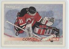 1994-95 Topps Premier Special Effects #13 Chris Terreri New Jersey Devils Card