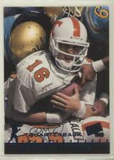 1998 Press Pass Pick Offs Blue 1 Peyton Manning Tennessee Volunteers Rookie Card