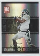 2003 Donruss Elite #138 Charles Rogers Detroit Lions Rookie Football Card