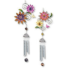 WIND CHIME -CARSON FLOWER  WIND CHIME- OUTDOOR WIND CHIME-CARSON WIND CHIME