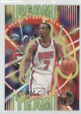 1995-96 Topps Stadium Club Beam Team Members Only #B13 Kenny Anderson Card