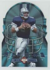 1995 Collector's Edge Instant Replay EdgeTech Die-Cuts #1 Troy Aikman Card