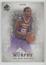 2012-13 SP Authentic 39 Kevin Murphy Tennessee Tech Golden Eagles RC Rookie Card