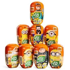 Despicable Me 3 Minions Limited Edition Tic Tac Banana and Tangerine You Choose