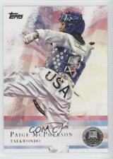 2012 Topps US Olympic Team and Hopefuls Silver #98 Paige McPherson USA Card