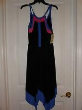 Beautiful Asymetrical Hem Long Dress NEW BY Sangria  Size 8 MSRP $60.00