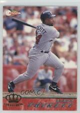 1994 Pacific Crown Collection #365 Kirby Puckett Minnesota Twins Baseball Card