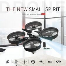 Original JJRC Mini Quadcopter 4CH Micro Flying RC Drone Dron Helicopter Toys