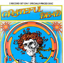 Grateful Dead by Grateful Dead (CD, Jul-1987, Warner Bros.) VG!