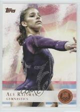 2012 Topps US Olympic Team and Hopefuls Bronze #15 Aly Raisman USA Card
